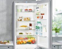 Dégivrage d'un réfrigérateur moderne.