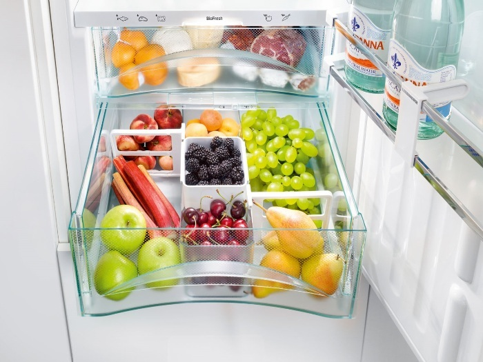 Comment conserver des légumes dans la zone zéro.