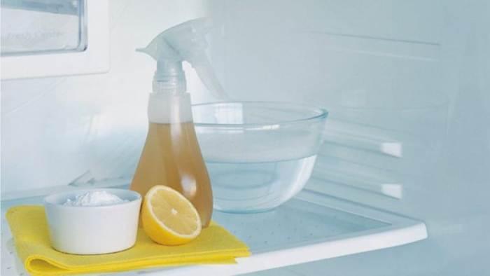 Remèdes populaires pour laver le réfrigérateur.