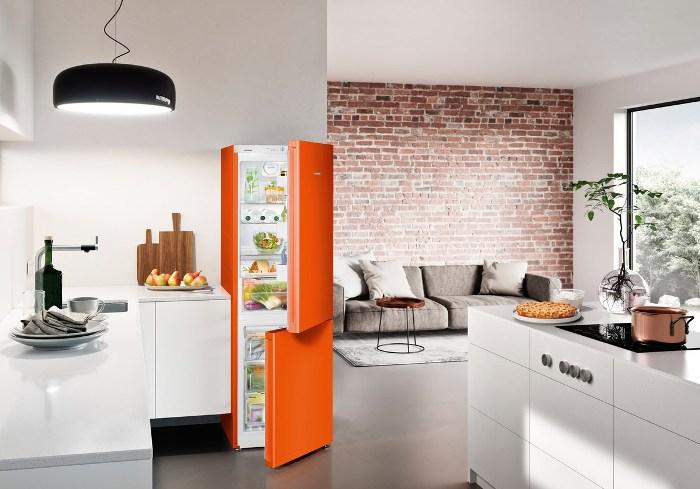 Réfrigérateur de travail inverseur.