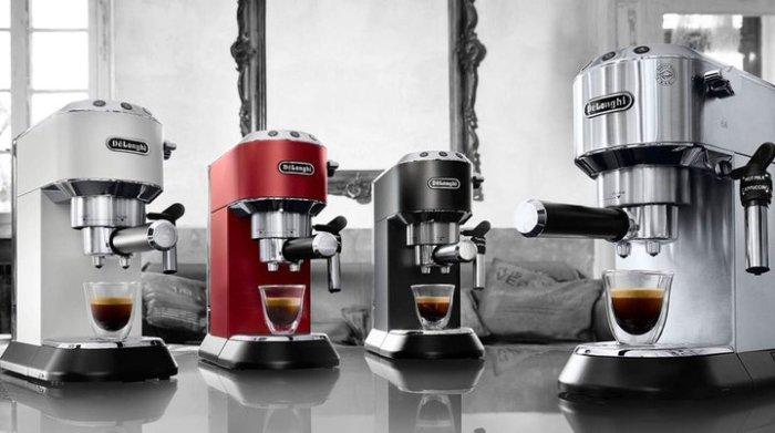 Faire des blocs de café.