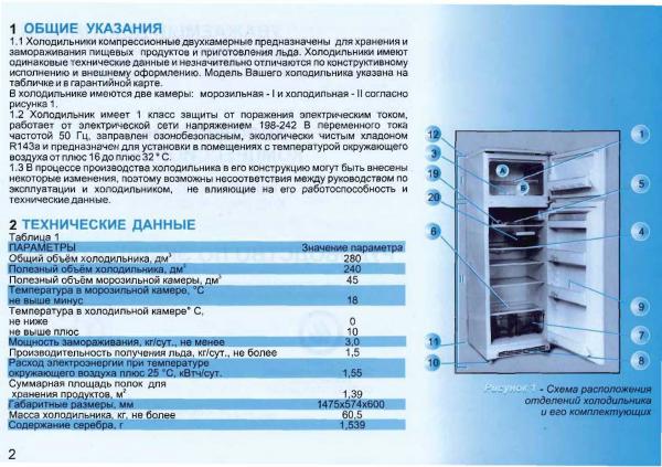 lorsque vous prenez le stabilisateur, emportez les documents avec vous dans votre réfrigérateur