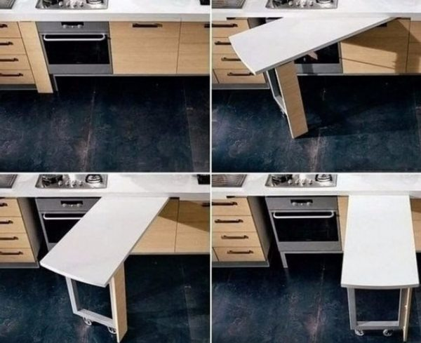 En raison de la conception, il peut facilement changer d'emplacement ou se replier si nécessaire.