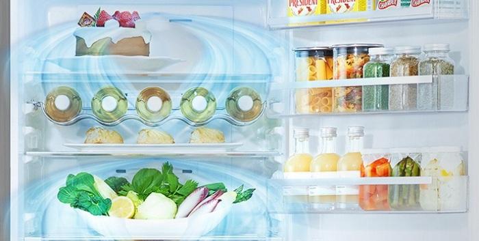 Dégivrage automatique du réfrigérateur.