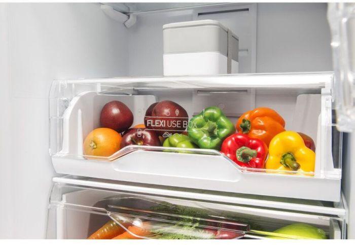 Légumes au réfrigérateur.