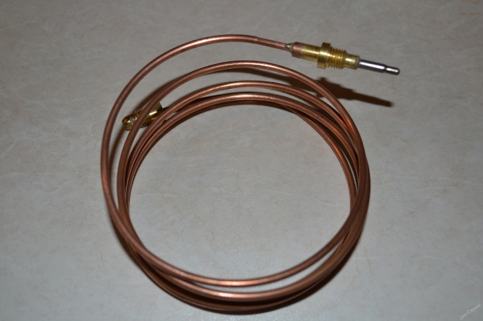 Remplacement de thermocouple.