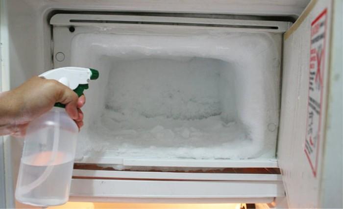 Comment décongeler.