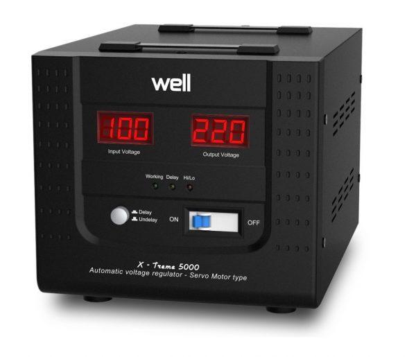 Tout d'abord, le stabilisateur est sélectionné en fonction de la puissance du réfrigérateur et de la destination