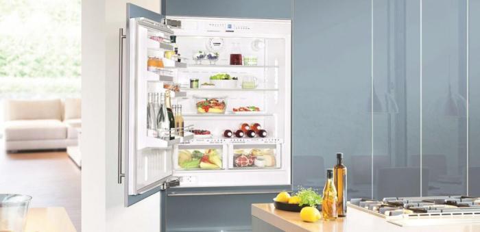 Le choix d'un réfrigérateur pour la cuisine.