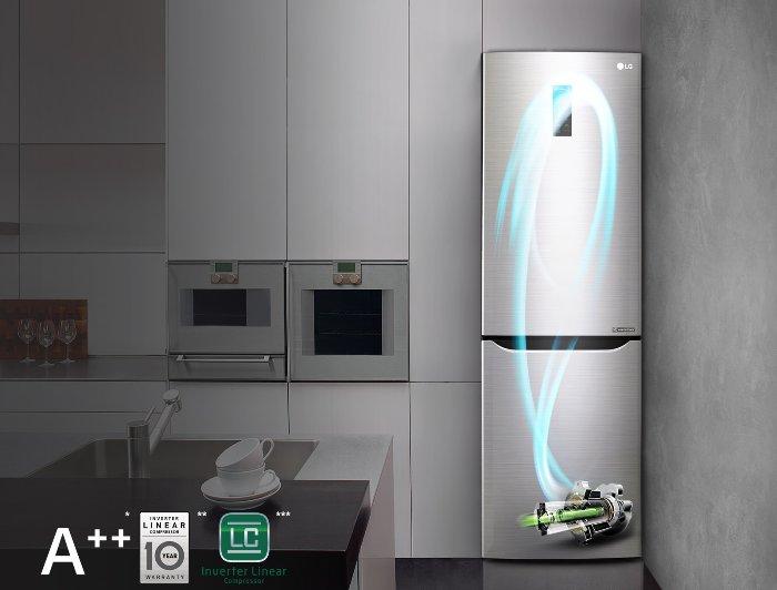 Inverter réfrigérateur.