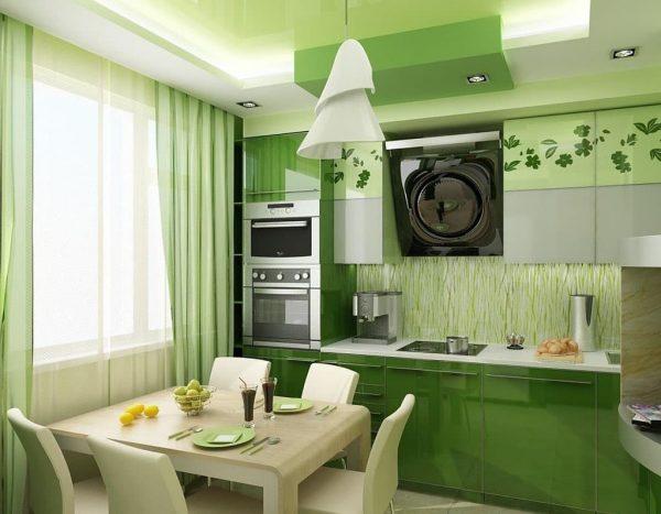Jūs varat pareizi plānot nelielas Hruščova virtuves telpas dizainu, ja izmantojat tautas trikus.