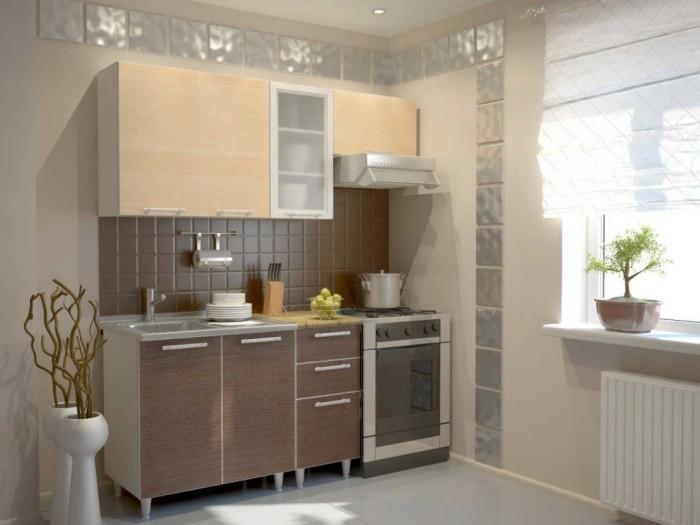 Conseils pour décorer une petite cuisine.