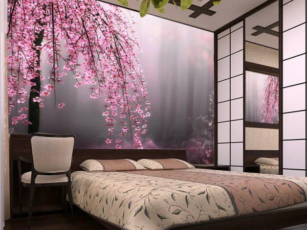 Nema više mjesta za klasične tapete u modnim nestandardnim rješenjima u boji koje vam omogućuju stvaranje jedinstvenog dizajna spavaće sobe.