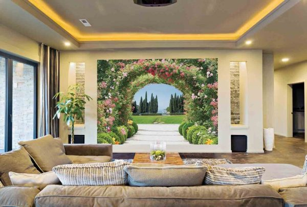 Thanks to their uniqueness and durability, the murals are once again gaining popularity.
