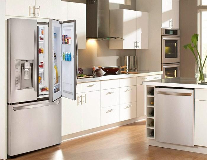 Où installer le réfrigérateur.