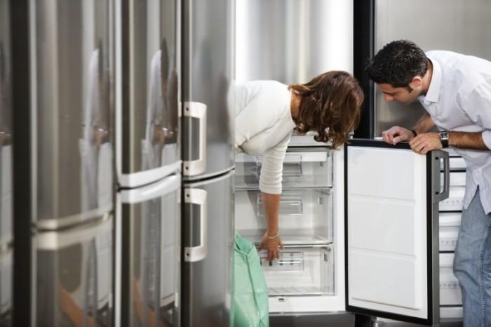 Réfrigérateur silencieux.