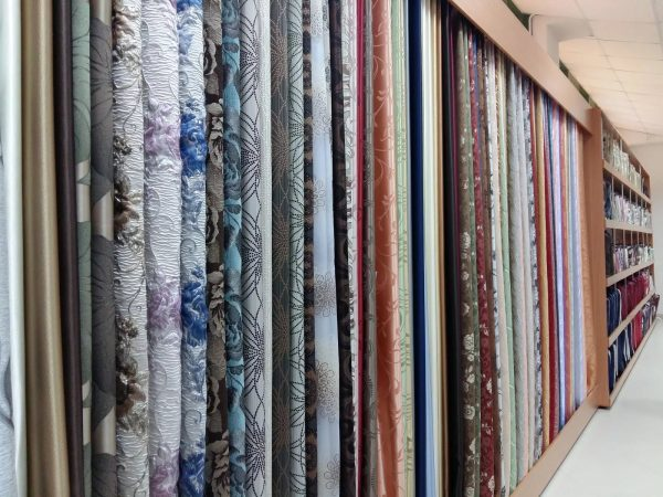 Options de tissu intéressantes pour les rideaux