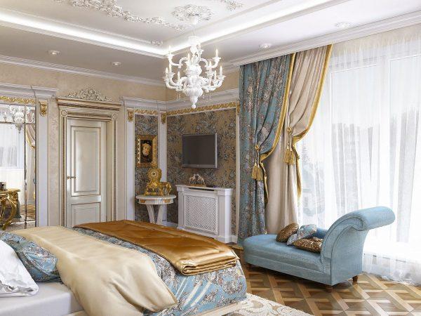 Les rideaux classiques font partie des options simples et claires. Souvent, ils sont fabriqués de leurs propres mains, achetant deux morceaux de tissu. Les rideaux peuvent être richement décorés, créant ainsi un design unique pour une couchette.