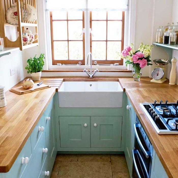 Maza virtuve.