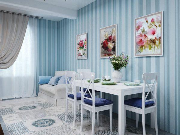 Bijela boja jedna je od tri na klasičnoj paleti nijansi, ovo je win-win opcija za kuhinju bilo kojeg parametra.