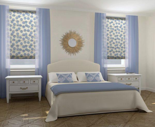 Lors du choix de rideaux à la mode dans la chambre, il convient de prendre en compte un certain nombre de nuances importantes. La texture du matériau doit être identique ou comparable à celle des autres matériaux présents dans la pièce.