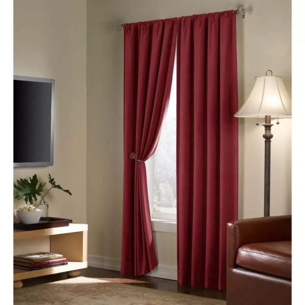 Si vous recherchez des rideaux pour la chambre au design moderne 2019, pensez à l'option de panne d'électricité
