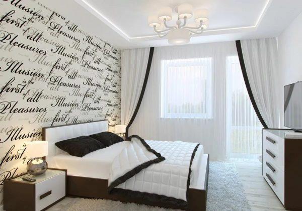 Le style moderne et pratique est le minimalisme. La principale nuance ici est que tout devrait être dans une couleur.