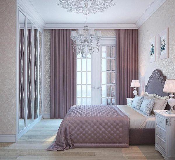 Le design moderne des rideaux en 2019 suggère la présence d'options de design classiques, mais il existe également des idées plus modernes.