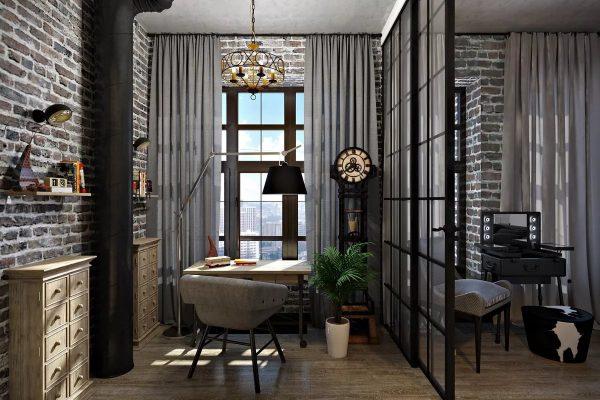 Il est très important de trouver une combinaison unique de confort et de style et de créer une solution originale dans votre propre maison.