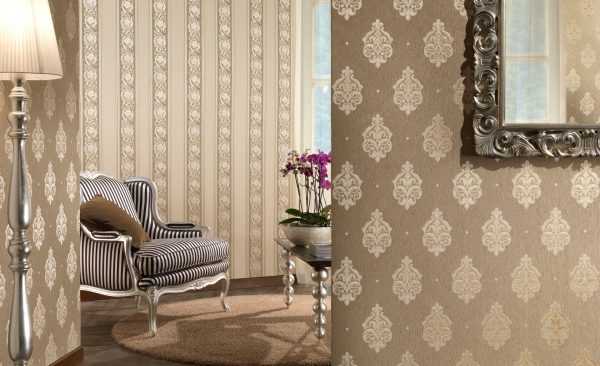 Textile wallpaper is valued for its good soundproof performance and air permeability.