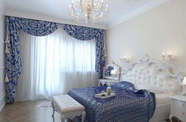 Les rideaux correctement choisis décoreront n'importe quel intérieur