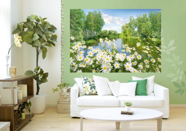 Gėlės gali būti visiškai skirtingos - nuo mielų ramunėlių iki viliojančių orchidėjų ir rožių.