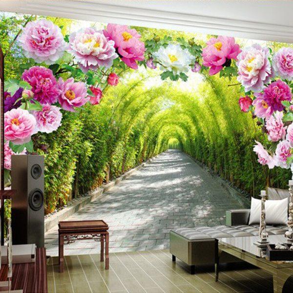 Naudodamiesi sėkmingu deriniu, galite sukurti kontrastą kambaryje ir pridėti šviežumo kambaryje.