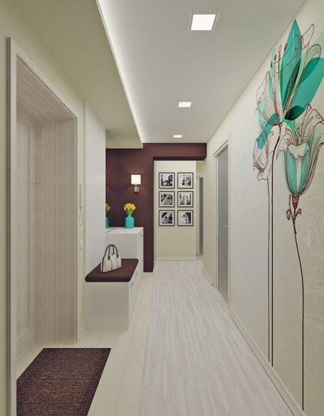Šiuolaikiniame stiliuje yra daugybė stilių, kuriais galite įveikti kambarį.
