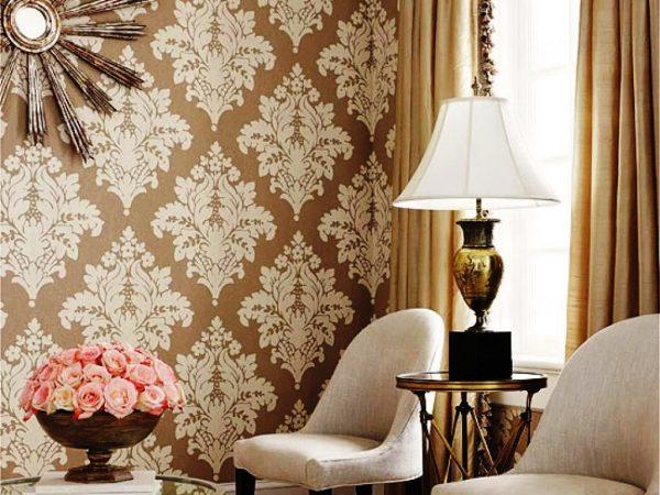 Tekstilės tapetai turi didesnę kainą, tačiau tai pateisinama gražiu dizainu ir ekologiškumu.