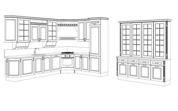Si vous avez les compétences nécessaires pour travailler dans AutoCAD, vous pouvez facilement dessiner un diagramme à une échelle donnée.