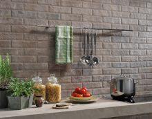 Pour déterminer rapidement le mur, ce qui est préférable pour finir avec de la brique ou un autre matériau, vous devez faire attention à la consécration naturelle.