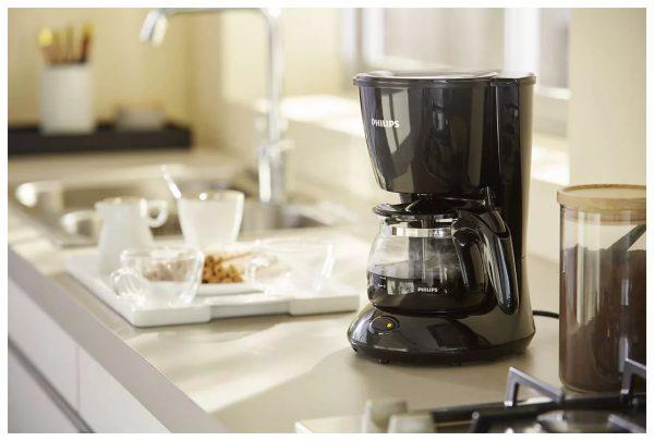 Paredzēti lietošanai mājās, kafijas automāti parasti ir kompakti un neaizņem daudz vietas.