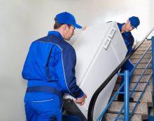 kada aš galiu įjungti šaldytuvą po transportavimo ir kaip tai padaryti teisingai?