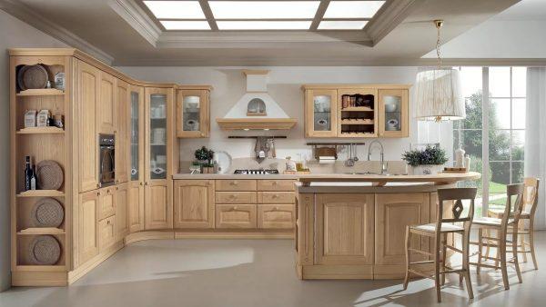 L'espace de travail pour la cuisine doit respecter l'ergonomie, la fonctionnalité et la facilité d'utilisation.