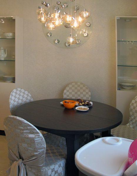 Ces modèles de tables - décoration de l'intérieur.