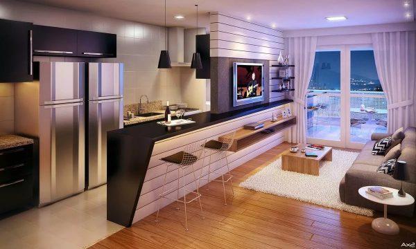 Chaque méthode est adaptée à une configuration et à un style spécifiques de l'intérieur. Dans certains cas, une combinaison de deux techniques ou plus dans la même pièce est appropriée.