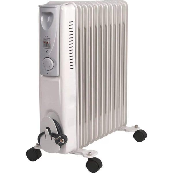 Oil cooler (heater).